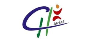 logo CHU Sarlat